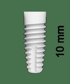 ZERAMEX®XT Implant Ø4.2x10mm RB (incl. Healing Cap)