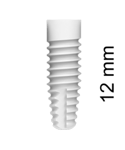 ZERAMEX®XT Implant Ø 4.2 x 12 mm RB (incl. Healing Cap)