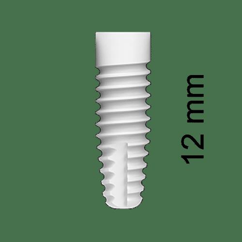ZERAMEX®XT Implant Ø 4.2 x 12 mm RB (incl. Healing Cap)
