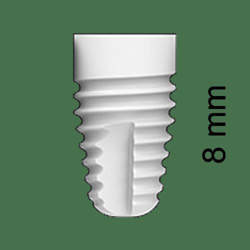 ZERAMEX®XT Implant Ø 5.5 x 8 mm WB (incl. Healing Cap)
