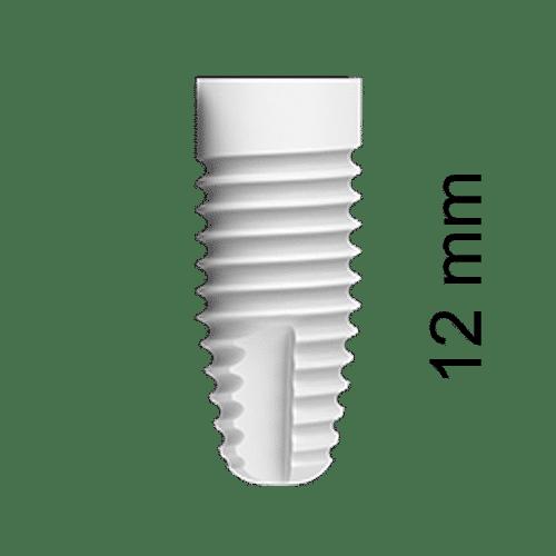 ZERAMEX®XT Implant Ø 5.5 x 12 mm WB (incl. Healing Cap)