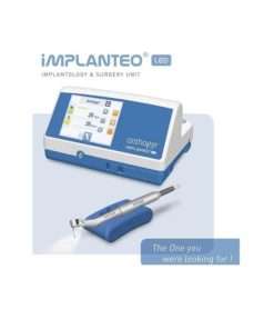 Implanteo LED® implantology and surgery motor w Mont Blanc Handpiece - 11501LED