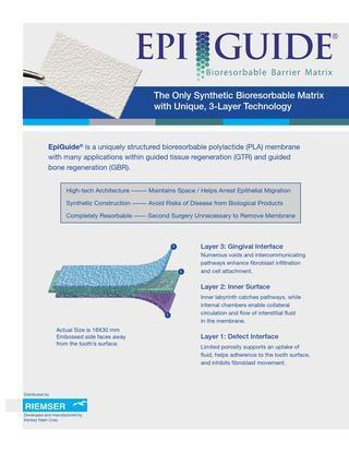 EpiGuide Membrane